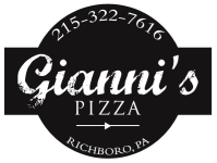 Gianni's Pizza | Richboro, PA 18954 | (215) 322-7616